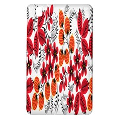 Rose Flower Red Orange Samsung Galaxy Tab Pro 8 4 Hardshell Case