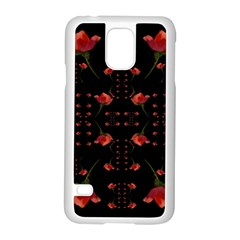 Roses From The Fantasy Garden Samsung Galaxy S5 Case (white)