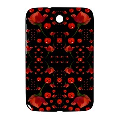 Pumkins And Roses From The Fantasy Garden Samsung Galaxy Note 8 0 N5100 Hardshell Case