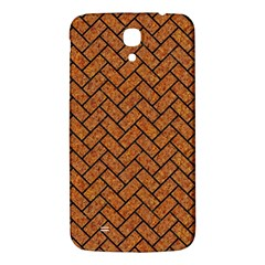 Brick2 Black Marble & Rusted Metal Samsung Galaxy Mega I9200 Hardshell Back Case