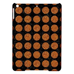 Circles1 Black Marble & Rusted Metal (r) Ipad Air Hardshell Cases