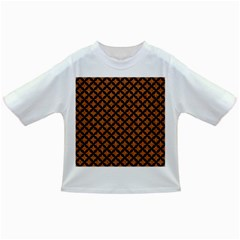 Circles3 Black Marble & Rusted Metal Infant/toddler T Shirts