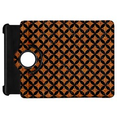 Circles3 Black Marble & Rusted Metal Kindle Fire Hd 7