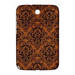 Damask1 Black Marble & Rusted Metal Samsung Galaxy Note 8 0 N5100 Hardshell Case