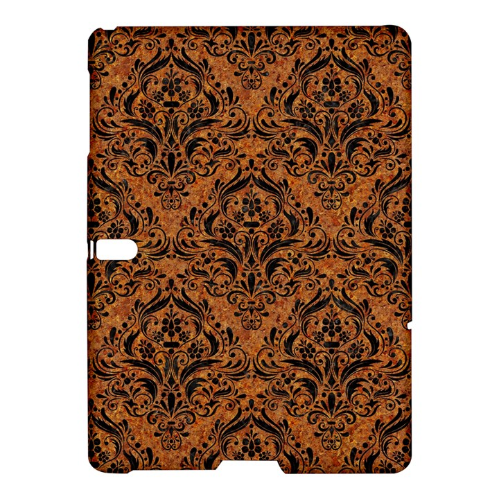 DAMASK1 BLACK MARBLE & RUSTED METAL Samsung Galaxy Tab S (10.5 ) Hardshell Case