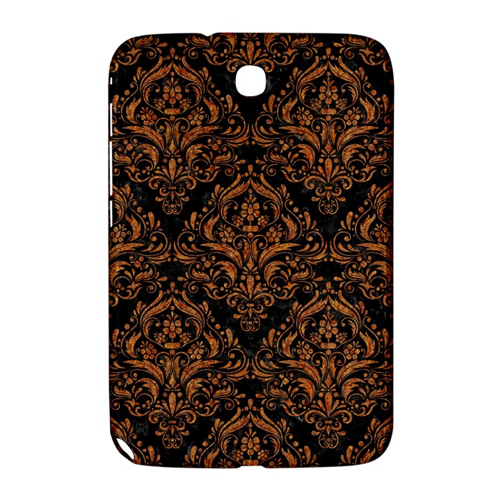 DAMASK1 BLACK MARBLE & RUSTED METAL (R) Samsung Galaxy Note 8.0 N5100 Hardshell Case