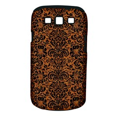 Damask2 Black Marble & Rusted Metal Samsung Galaxy S Iii Classic Hardshell Case (pc+silicone)