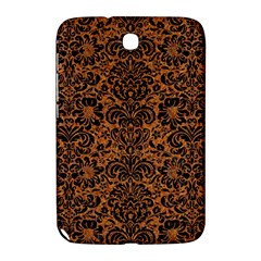 Damask2 Black Marble & Rusted Metal Samsung Galaxy Note 8 0 N5100 Hardshell Case