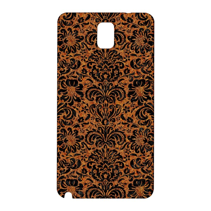 DAMASK2 BLACK MARBLE & RUSTED METAL Samsung Galaxy Note 3 N9005 Hardshell Back Case
