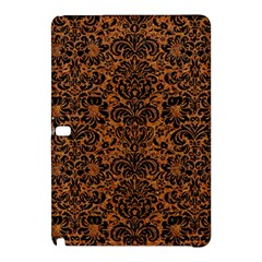 Damask2 Black Marble & Rusted Metal Samsung Galaxy Tab Pro 12 2 Hardshell Case