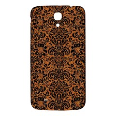 Damask2 Black Marble & Rusted Metal Samsung Galaxy Mega I9200 Hardshell Back Case