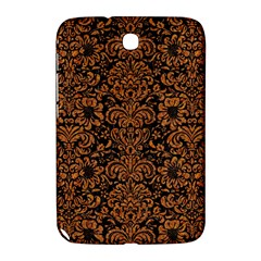 Damask2 Black Marble & Rusted Metal (r) Samsung Galaxy Note 8 0 N5100 Hardshell Case