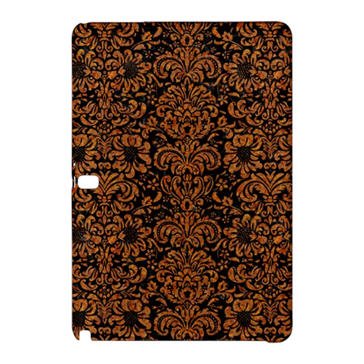 DAMASK2 BLACK MARBLE & RUSTED METAL (R) Samsung Galaxy Tab Pro 10.1 Hardshell Case
