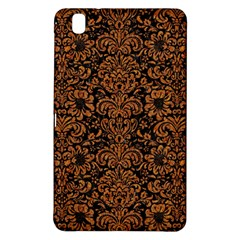 Damask2 Black Marble & Rusted Metal (r) Samsung Galaxy Tab Pro 8 4 Hardshell Case