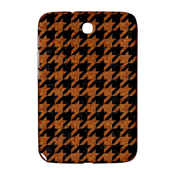 HOUNDSTOOTH1 BLACK MARBLE & RUSTED METAL Samsung Galaxy Note 8.0 N5100 Hardshell Case