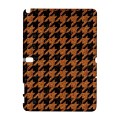 Houndstooth1 Black Marble & Rusted Metal Galaxy Note 1