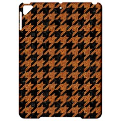 Houndstooth1 Black Marble & Rusted Metal Apple Ipad Pro 9 7   Hardshell Case