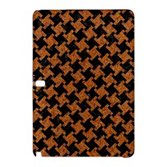 Houndstooth2 Black Marble & Rusted Metal Samsung Galaxy Tab Pro 12 2 Hardshell Case