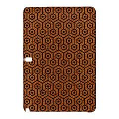 Hexagon1 Black Marble & Rusted Metal Samsung Galaxy Tab Pro 12 2 Hardshell Case