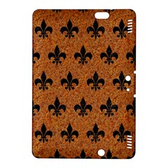 Royal1 Black Marble & Rusted Metal (r) Kindle Fire Hdx 8 9  Hardshell Case