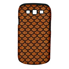 Scales1 Black Marble & Rusted Metal Samsung Galaxy S Iii Classic Hardshell Case (pc+silicone)