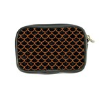 SCALES1 BLACK MARBLE & RUSTED METAL (R) Coin Purse Back