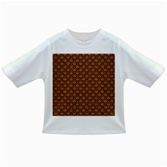 Scales2 Black Marble & Rusted Metal Infant/toddler T Shirts