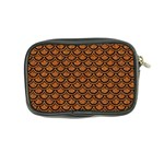 SCALES2 BLACK MARBLE & RUSTED METAL Coin Purse Back