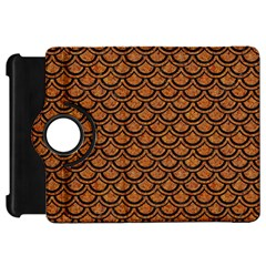 Scales2 Black Marble & Rusted Metal Kindle Fire Hd 7