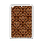 SCALES2 BLACK MARBLE & RUSTED METAL iPad Mini 2 Enamel Coated Cases Front