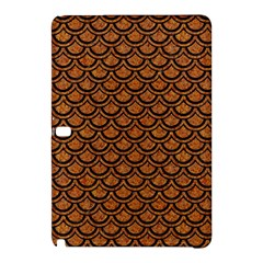 Scales2 Black Marble & Rusted Metal Samsung Galaxy Tab Pro 10 1 Hardshell Case