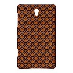 Scales2 Black Marble & Rusted Metal Samsung Galaxy Tab S (8 4 ) Hardshell Case