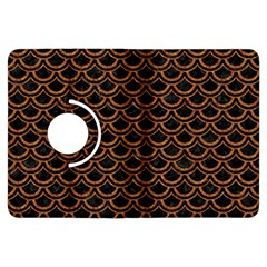 Scales2 Black Marble & Rusted Metal (r) Kindle Fire Hdx Flip 360 Case