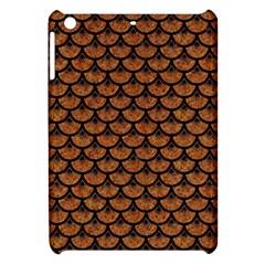 Scales3 Black Marble & Rusted Metal Apple Ipad Mini Hardshell Case