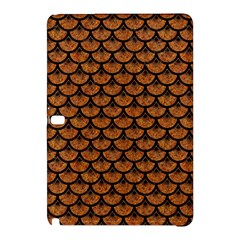 Scales3 Black Marble & Rusted Metal Samsung Galaxy Tab Pro 10 1 Hardshell Case