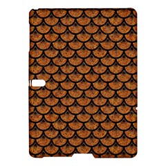 Scales3 Black Marble & Rusted Metal Samsung Galaxy Tab S (10 5 ) Hardshell Case