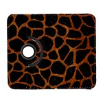SKIN1 BLACK MARBLE & RUSTED METAL Galaxy S3 (Flip/Folio) Front