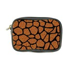 SKIN1 BLACK MARBLE & RUSTED METAL (R) Coin Purse Front