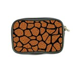 SKIN1 BLACK MARBLE & RUSTED METAL (R) Coin Purse Back