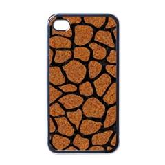 Skin1 Black Marble & Rusted Metal (r) Apple Iphone 4 Case (black)