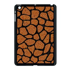 Skin1 Black Marble & Rusted Metal (r) Apple Ipad Mini Case (black)