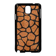 Skin1 Black Marble & Rusted Metal (r) Samsung Galaxy Note 3 Neo Hardshell Case (black)