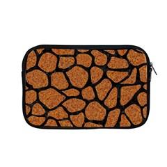 Skin1 Black Marble & Rusted Metal (r) Apple Macbook Pro 13  Zipper Case