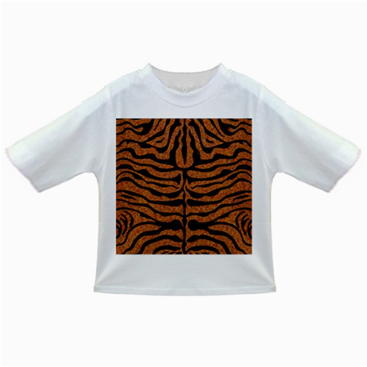 SKIN2 BLACK MARBLE & RUSTED METAL Infant/Toddler T-Shirts