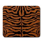 SKIN2 BLACK MARBLE & RUSTED METAL Large Mousepads Front
