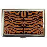SKIN2 BLACK MARBLE & RUSTED METAL Cigarette Money Cases Front