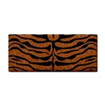 SKIN2 BLACK MARBLE & RUSTED METAL Cosmetic Storage Cases Front
