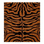 SKIN2 BLACK MARBLE & RUSTED METAL Shower Curtain 66  x 72  (Large)  58.75 x64.8 Curtain