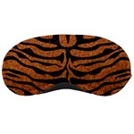 SKIN2 BLACK MARBLE & RUSTED METAL Sleeping Masks Front