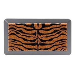 Skin2 Black Marble & Rusted Metal Memory Card Reader (mini)